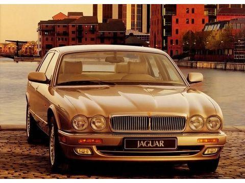 Jaguar XJ XJ6 4.0 i 24V Classic Sovereign Lang