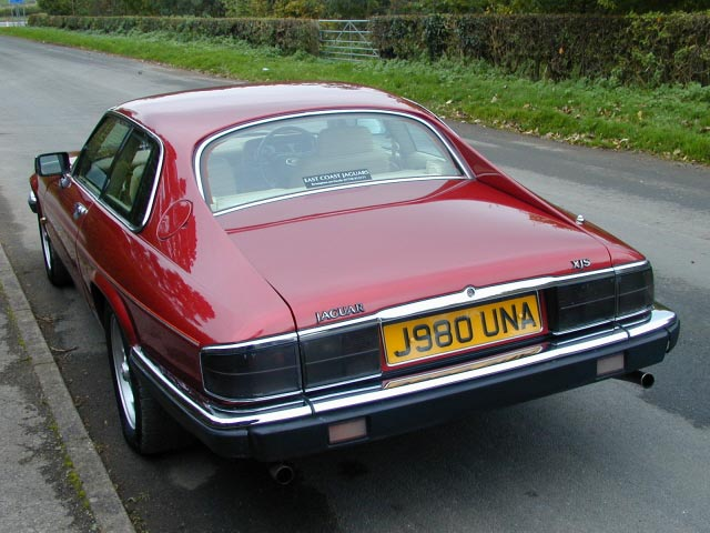 Jaguar XJS 4.0