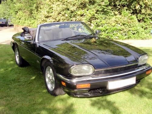 Jaguar XJS 4.0 MT