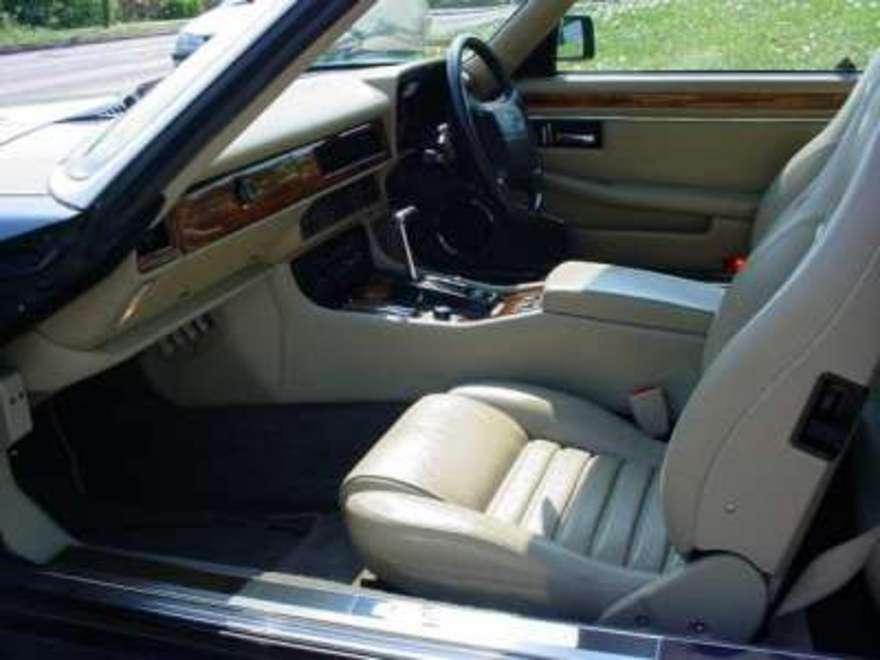Jaguar XJS 6.0