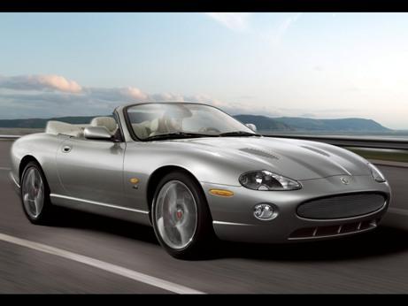 Jaguar XK 4.2 Convertible