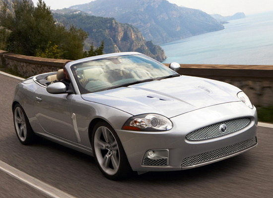 Jaguar XK 4.2 420HP AT