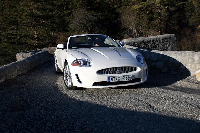 Jaguar XK 5.0