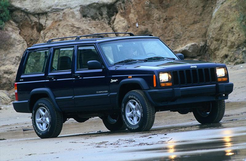 Jeep Cherokee 2.5