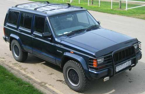 Jeep Cherokee 4.0 i
