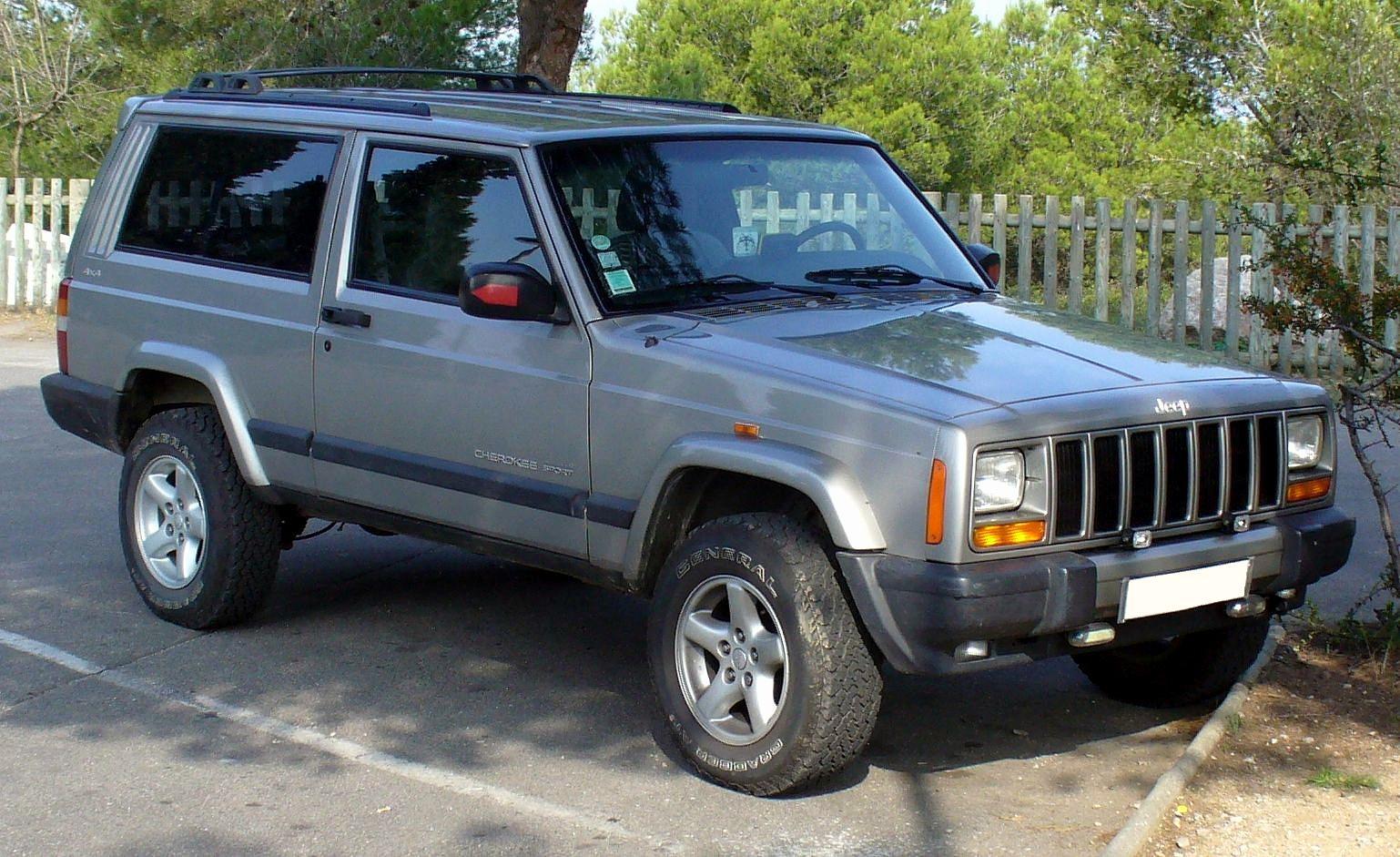Jeep Cherokee 4.0 i Sport