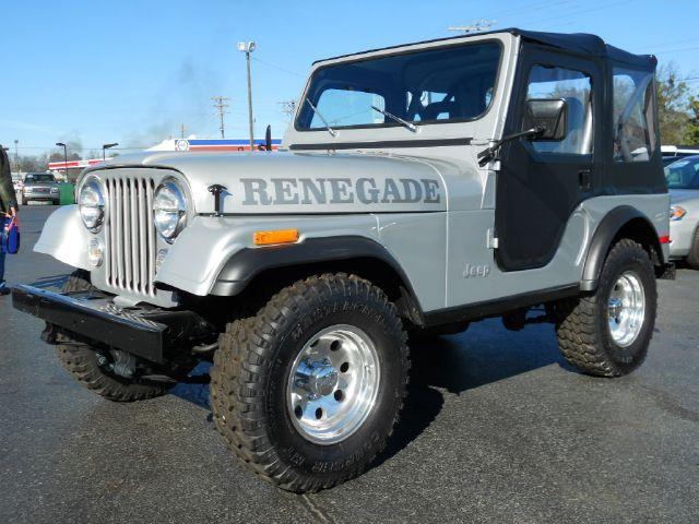 Jeep CJ 4.2