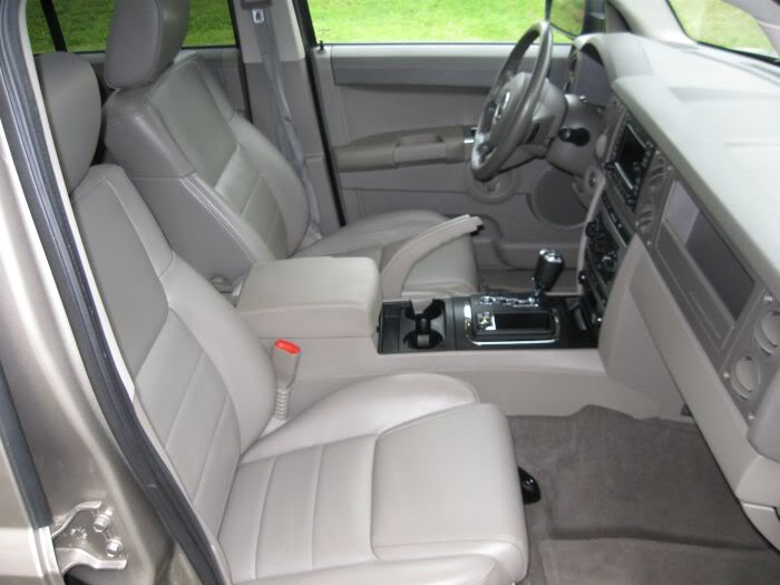 Jeep Commander 4.7