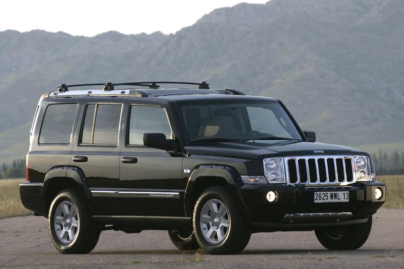 Jeep Commander 4.7 V8