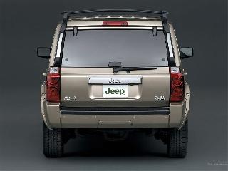 jeep commander tuning