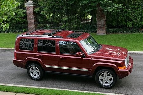 Jeep Commander Limited 4x4
