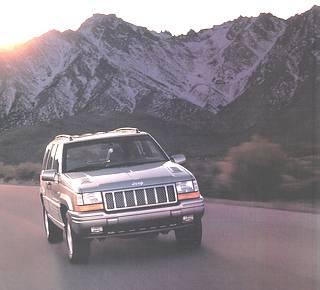 Jeep Grand Cherokee 2.5 TD 4WD MT