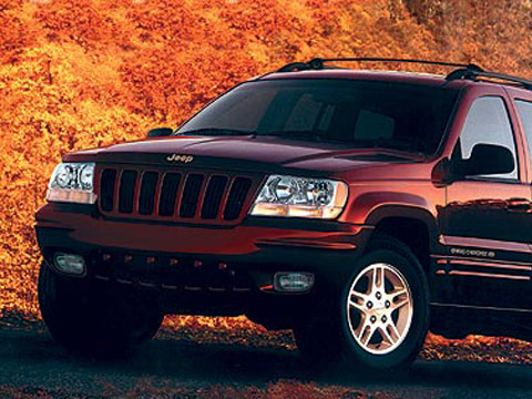 Jeep Grand Cherokee 2.7 CDRi
