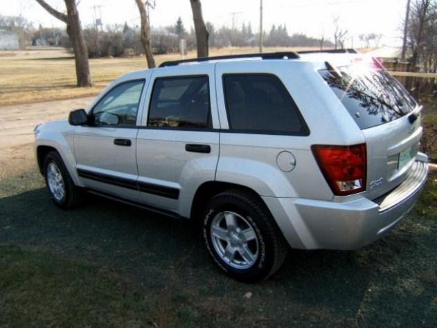 Jeep Grand Cherokee 3.7 Laredo