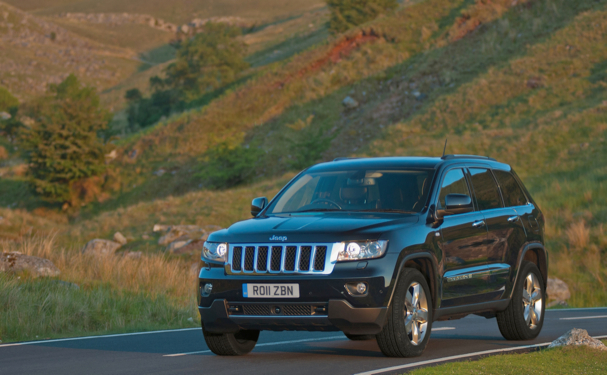 Jeep Grand Cherokee 3,0 AT Overland
