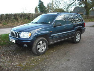 Jeep Grand Cherokee 3.0 TD AT