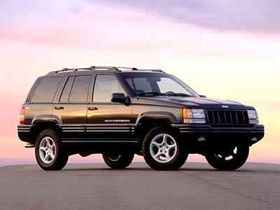 Jeep Grand Cherokee 4.0 190hp 4WD AT