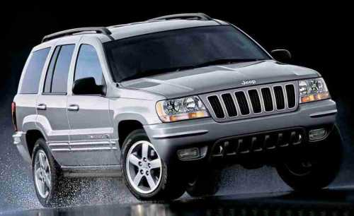 Jeep Grand Cherokee 4.7 AT