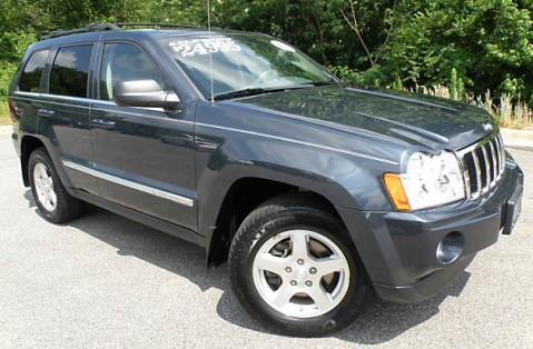 Jeep Grand Cherokee 5.7 Hemi