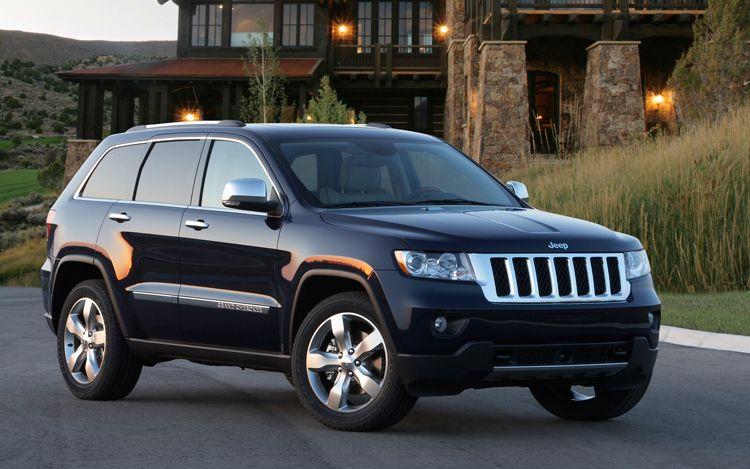 Jeep Grand Cherokee 5.7 Overland