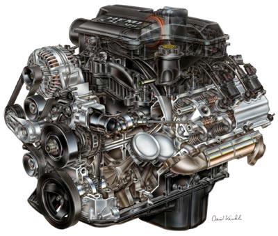 Jeep Grand Cherokee 5.7 V8 Hemi