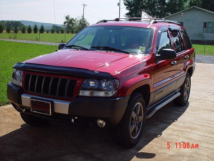 Jeep Grand Cherokee Freedom