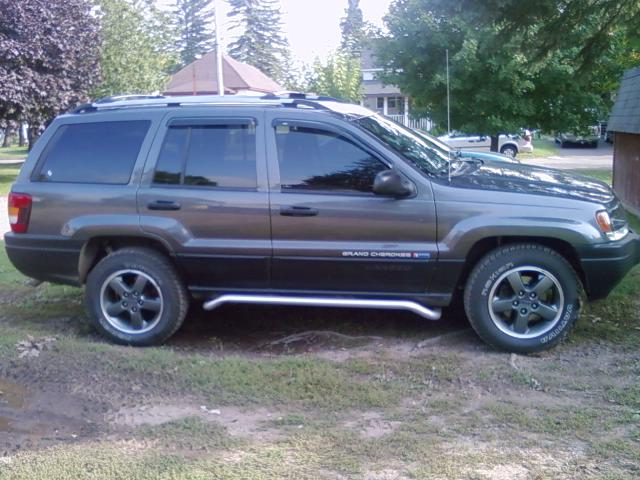 Jeep Grand Cherokee Freedom 4WD