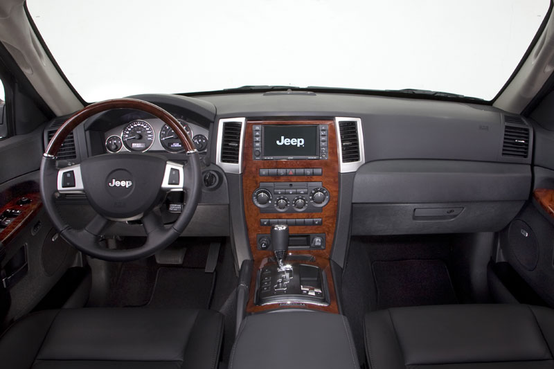 Jeep Grand Cherokee Laredo 3.0 CRD