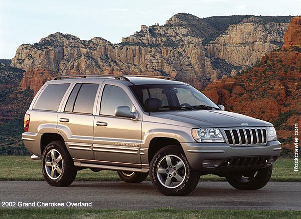 Jeep Grand Cherokee LTD 4.7