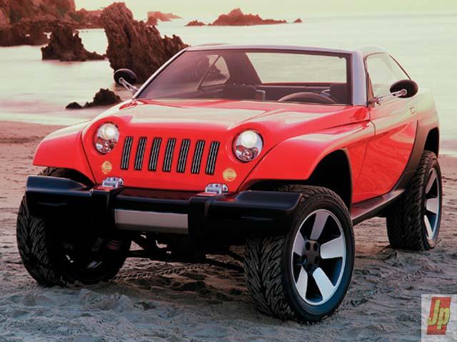 Jeep Jeepster