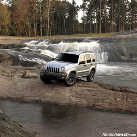 Jeep Liberty Columbia