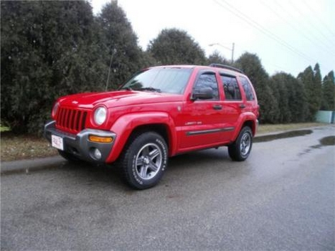 Jeep Liberty Columbia 4WD
