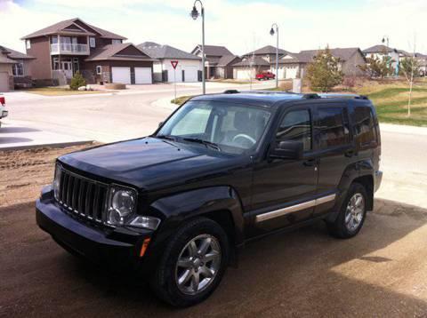 Jeep Liberty Limited 4x4