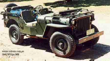 Jeep MB