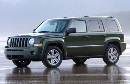 Jeep Patriot 2.4 Limited CVT