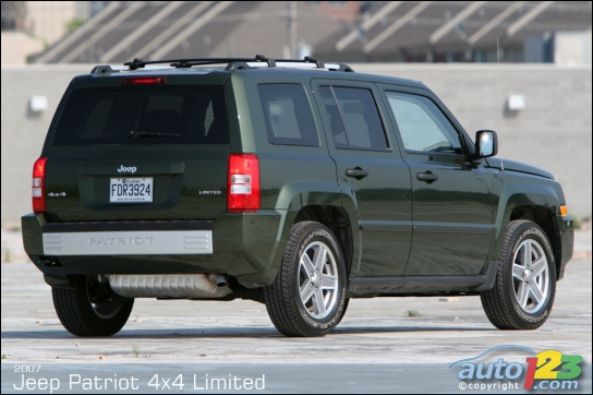 Jeep Patriot Limited