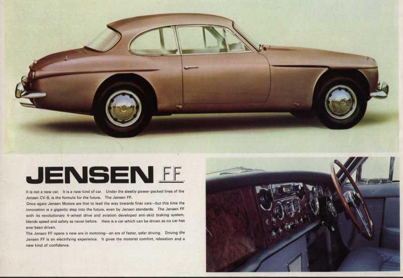Jensen FF