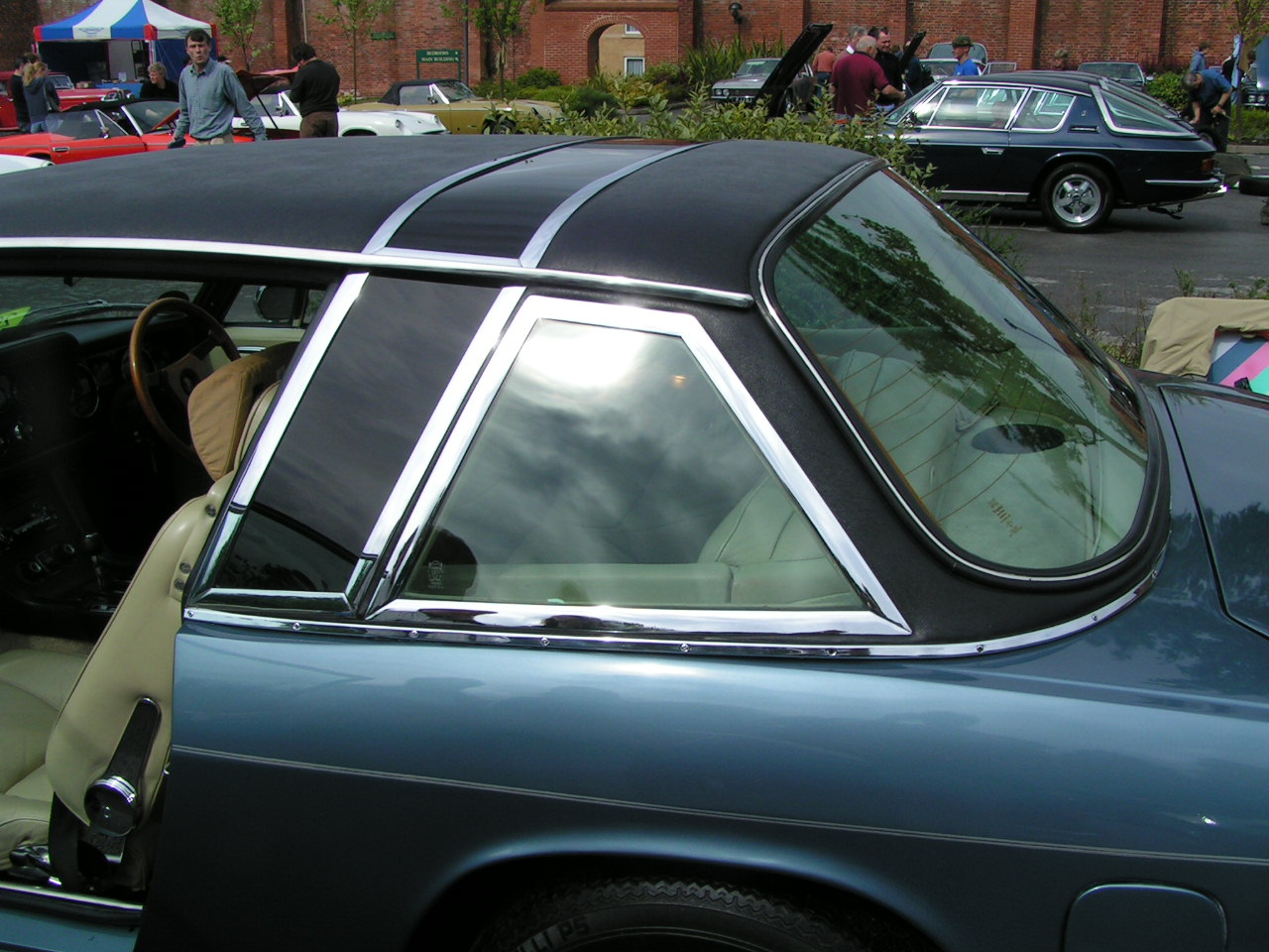 Jensen Interceptor Coupe