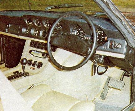 Jensen Interceptor Mk III