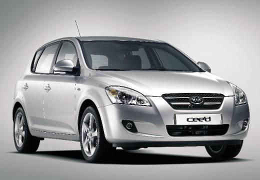 Kia Ceed 1.4 CVVT