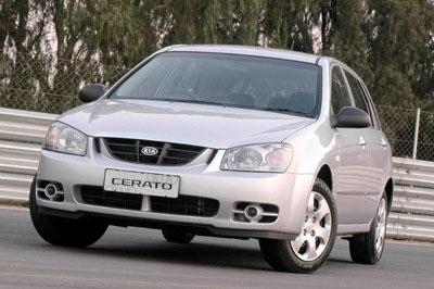 Kia Cerato 2.0 CRDi