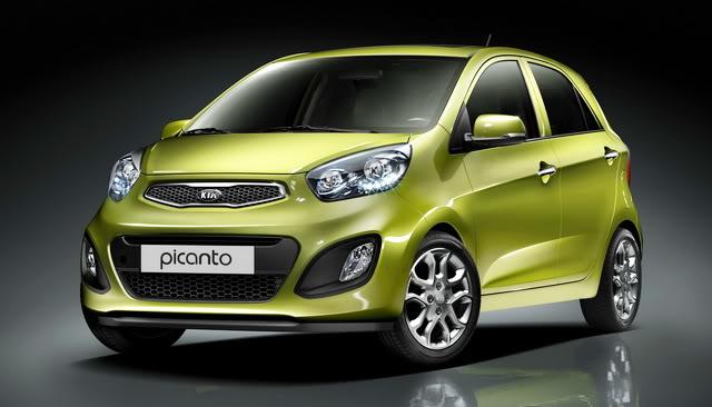 Kia Picanto 1.0 MT