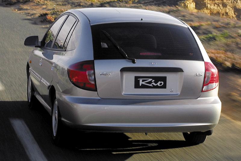 Kia Rio 1.3 RS
