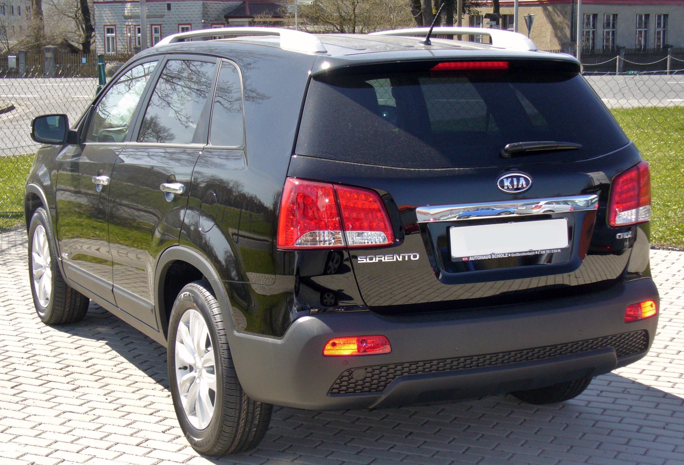 Kia Sorento 2.2 CRDi 4WD
