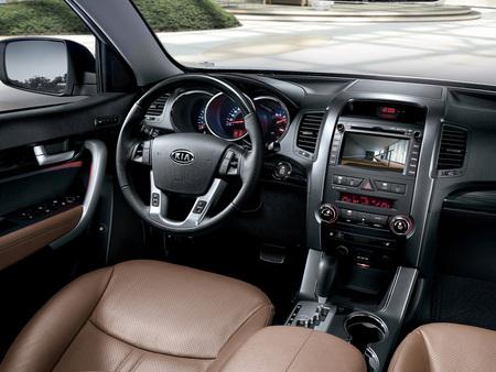 Kia Sorento 2.4 2WD MT Classic