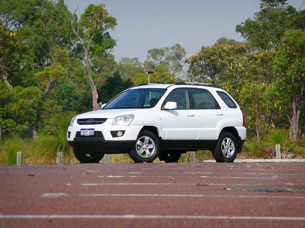 Kia Sportage 2.0 Automatic