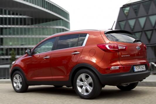 Kia Sportage 2.0 CRDi AWD