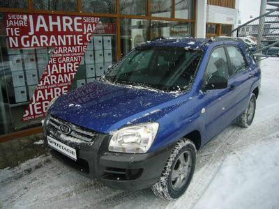Kia Sportage 2.0 LX 4WD