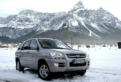 Kia Sportage 2.7 EX V6