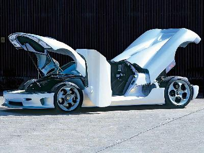 Koenigsegg CC 4.6